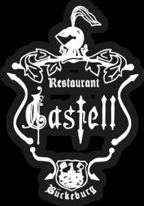 Logo schattiert Restaurant Castell Bückeburg